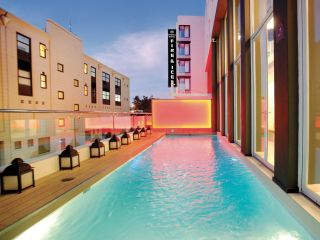 Kapstadt im Protea Hotel Fire & Ice! Cape Town