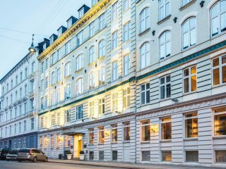 Kopenhagen im First Hotel Mayfair