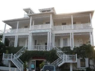 Belize City im The Great House