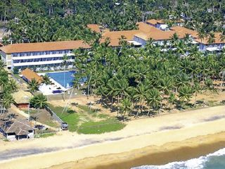 Urlaub Wadduwa im The Blue Water Hotel
