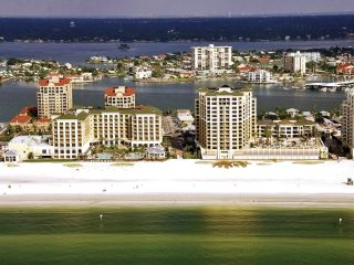 Clearwater Beach im Sandpearl Resort