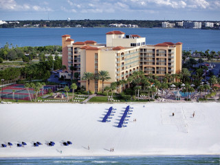 Clearwater Beach im Sheraton Sand Key Resort