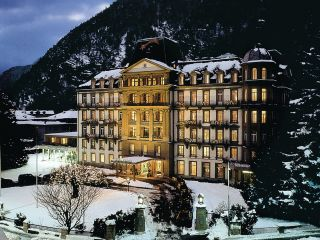 Interlaken im Lindner Grand Hotel Beau Rivage