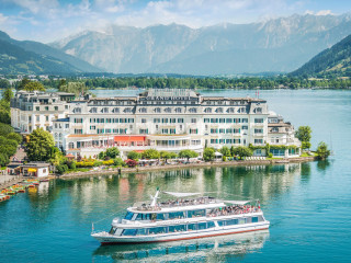 Zell am See im Grand Hotel Zell Am See