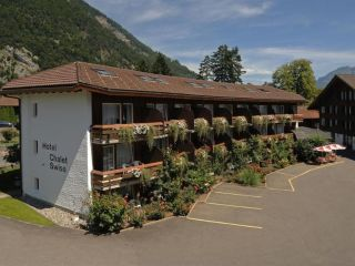 Interlaken im Chalet Swiss