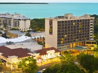Cairns im Pacific Hotel Cairns