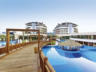 Urlaub Bogazkent im Sherwood Dreams Resort