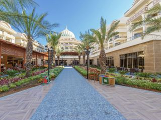 Urlaub Belek im Kirman Hotels Belazur Resort & SPA
