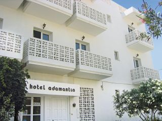 Ireon im Adamantia Hotel