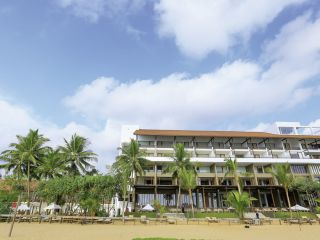 Urlaub Induruwa im Pandanus Beach Resort & Spa