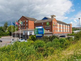 Newcastle upon Tyne im Holiday Inn Express Newcastle - Metro Centre