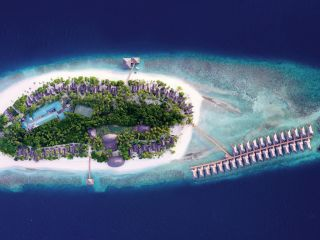Urlaub Hirundhoo im Dreamland The Unique Sea & Lake Resort / Spa