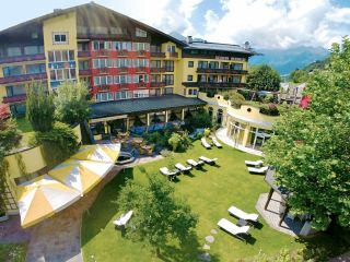 Zell am See im Hotel Latini