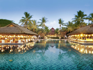 Urlaub Jimbaran im Intercontinental Bali Resort
