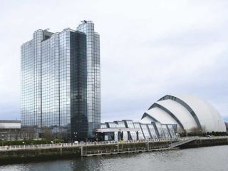 Glasgow im Crowne Plaza Glasgow