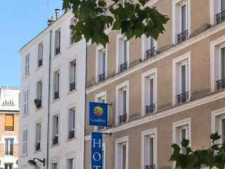 Urlaub Paris im The Originals Paris Montmartre Apolonia