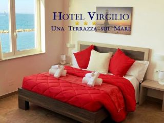 Tarent im Hotel Virgilio