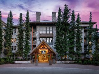 Urlaub Whistler im Blackcomb Springs Suites