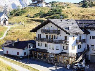 Passo Rolle im Hotel Alpenrose