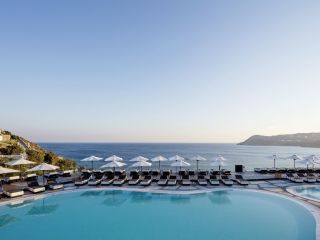 Urlaub Elia Beach im Myconian Imperial Resort