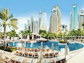 Urlaub Dubai im Habtoor Grand Resort, Autograph Collection