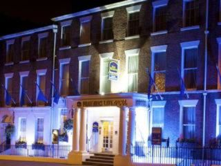 Urlaub Liverpool im Liverpool Inn, Sure Hotel Collection by Best Western