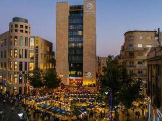 Urlaub Jerusalem im Herbert Samuel Hotel Jerusalem