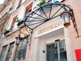 Paris im Hotel Saint Georges Lafayette