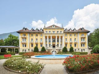 Levico Terme im Grand Hotel Imperial