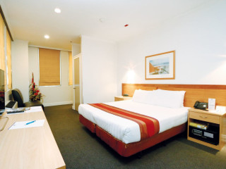 Auckland im President Hotel Auckland