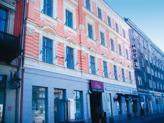 Riga im Garden Palace Hotel