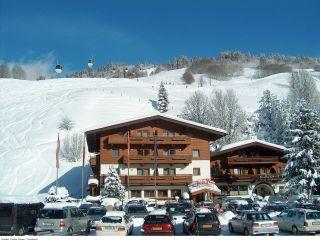 Urlaub Saalbach im Tiroler Buam