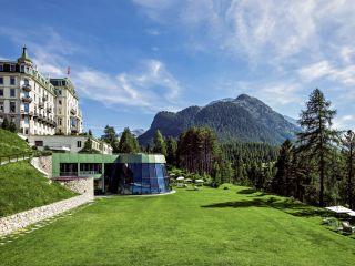 Pontresina im Grand Hotel Kronenhof