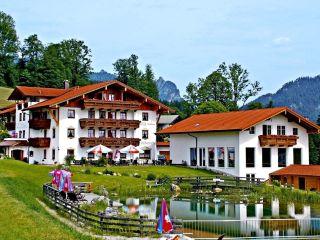 Bischofswiesen im Naturhotel Reissenlehen