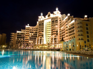 Urlaub Pomorie im Sunset Resort