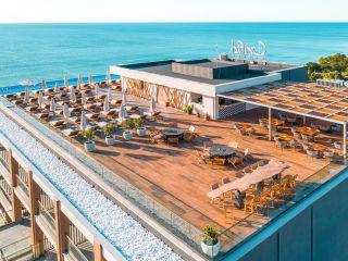 Urlaub Goldstrand im Grifid Hotel Vistamar