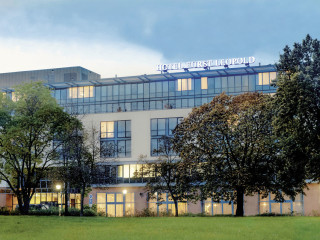 Dessau-Roßlau im Radisson Blu Fürst Leopold Hotel, Dessau