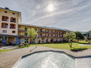 Sankt Barbara im Mürztal im Jufa Hotel Veitsch
