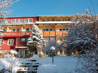 Urlaub Fichtelberg im Wagners Hotel Schönblick