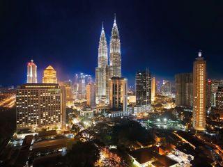 Kuala Lumpur im Hotel Maya Kuala Lumpur