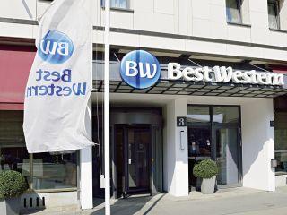 Urlaub Leipzig im Best Western Hotel Leipzig City Center