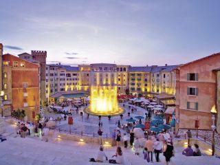 Rust im Hotel Colosseo