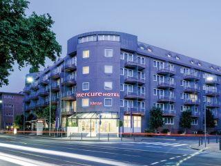 Urlaub Frankfurt am Main im Mercure Hotel & Residenz Frankfurt Messe