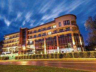 Urlaub Kolobrzeg im Hotel Leda Spa