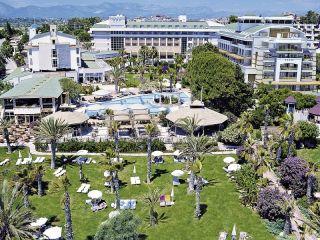 Urlaub Side im Hotel Oleander Side