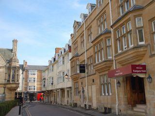 Oxford im Mercure Oxford Eastgate