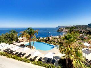 Urlaub Insel Lipari im Villa Enrica