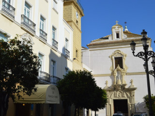 Urlaub Cadiz im Hotel De Francia y París