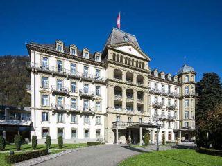 Interlaken im Hotel Interlaken