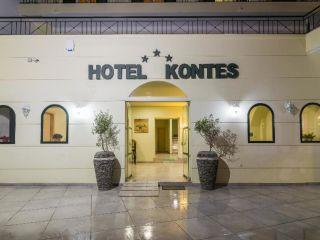 Parikia im Hotel Kontes